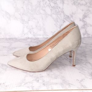 A New Day   Creamy Green Heels
